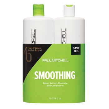 Paul Mitchell Super Skinny Daily Shampoo 1000ml + Conditioner 1000ml