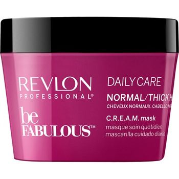 Revlon Be Fabulous Normal/Thick Cream Mask - 200ml