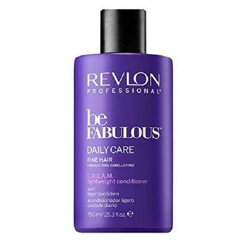 Revlon Be Fabulous Fine Cream Conditioner - 750ml