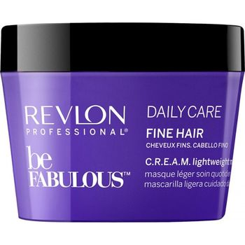 Revlon Be Fabulous Fine Cream Mask - 200ml