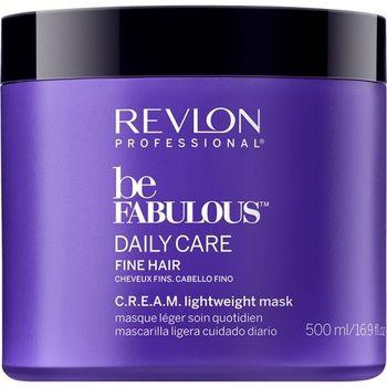 Revlon Be Fabulous Fine Cream Mask - 500ml