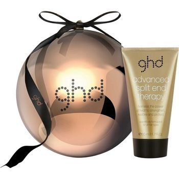 ghd Advanced Split End Therapy 50ml + Kugel Gold Copper Luxe Collection