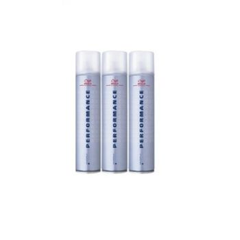 Wella Styling Performance 3 X 500ml - Haarspray