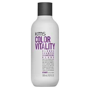 KMS Colorvitality Blonde Shampoo 300ml - NEU