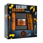 Tigi Bed Head Colour Goddess Shampoo 400ml + Conditioner 200ml + Mask 200ml - Geschenkset 001
