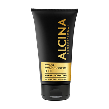 Alcina Color Conditioning Shot - gold - 150ml