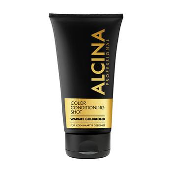 Alcina Color Conditioning Shot - warmes goldblond - 150ml