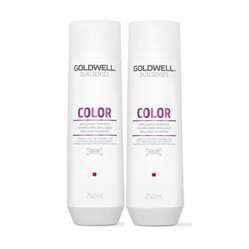 Goldwell Dualsenses Color Brilliance Set 2x Shampoo 250ml