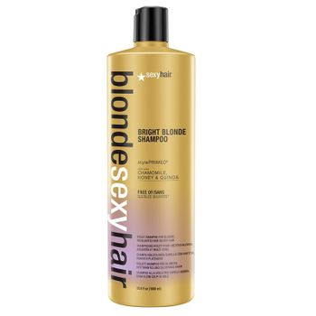 Sexyhair Blonde Sexyhair Bright Blonde Shampoo 1000ml