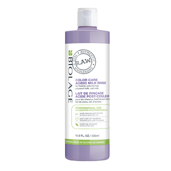 Matrix Biolage R.A.W. Color Care Acidic Milk Rinse 500ml