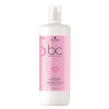 Schwarzkopf BC pH 4.5 Color Freeze Micellar Sulfate-Free Shampoo 1000ml