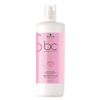 Schwarzkopf BC pH 4.5 Color Freeze Micellar Sulfate-Free Shampoo 1000ml