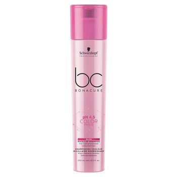 Schwarzkopf BC pH 4.5 Color Freeze Micellar Rich Shampoo 250ml