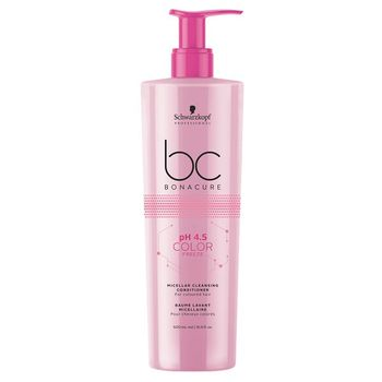 Schwarzkopf BC pH 4.5 Color Freeze Micellar Cleansing Conditioner 500ml