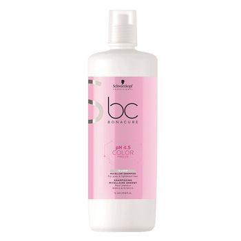 Schwarzkopf BC pH 4.5 Color Freeze Micellar Silver Shampoo 1000ml