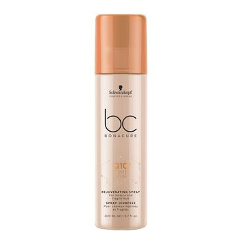 Schwarzkopf BC Bonacure Q10 Time Restore Rejuvenating SPRAY Conditioner 200ml