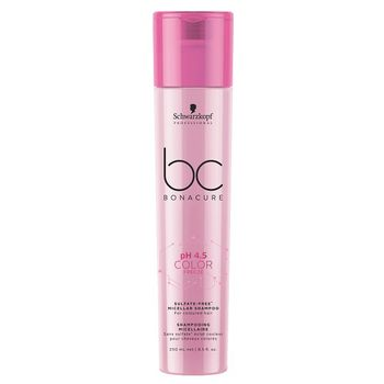 Schwarzkopf BC pH 4.5 Color Freeze DUO Set - Shampoo 250ml + Spray Conditioner 200ml – Bild 2