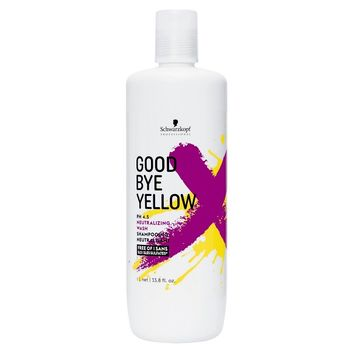 Schwarzkopf Goodbye Yellow Neutralisierendes Shampoo 1000ml