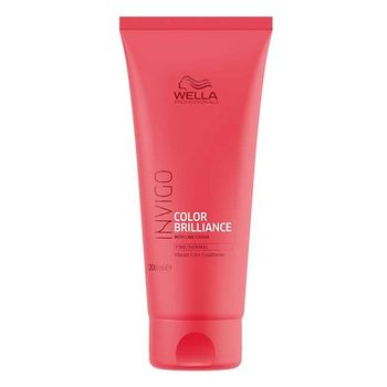 Wella Invigo Color Brilliance Conditioner 200ml feines bis normales coloriertes Haar
