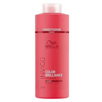Wella Invigo Color Brilliance Conditioner 1000ml kräftiges coloriertes Haar