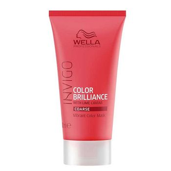 Wella Invigo Color Brilliance Mask 30ml kräftiges coloriertes Haar