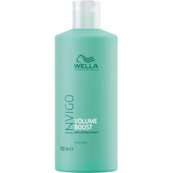 Wella Invigo Volume Boost Crystal Mask 500ml – Bild 1