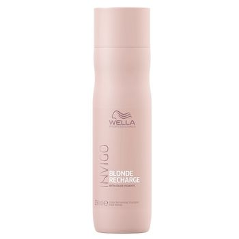 Wella Invigo Blonde Recharge Cool Blonde Haarshampoo 250ml