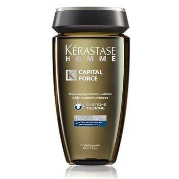 Kerastase Homme Bain Capital Force Anti-Pelliculaire 250ml - Haarshampoo