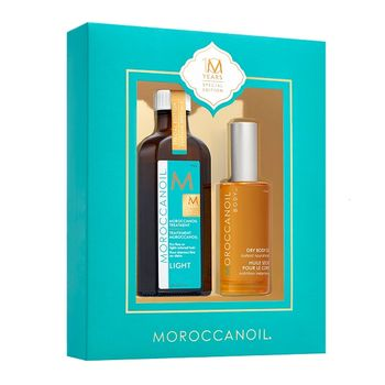 Moroccanoil Oil 10 Years Special Edition - Light – Bild 1