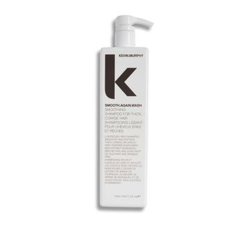 Kevin.Murphy Smooth.Again Wash 1000ml + Pumpe - Haarshampoo