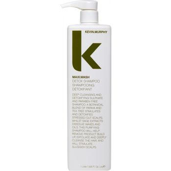 Kevin.Murphy Maxi.Wash 1000ml + Pumpe - Haarshampoo