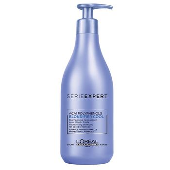 L'Oreal Serie Expert Blondifier Cool Shampoo 500ml