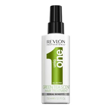 Revlon Uniq One All In One Green Tea Hair Treatment 150ml – Bild 2