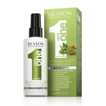 Revlon Uniq One All In One Green Tea Hair Treatment 150ml – Bild 1