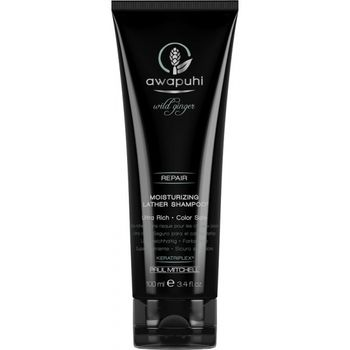 Paul Mitchell Awapuhi Wild Ginger Moisturizing Lather Shampoo 100ml