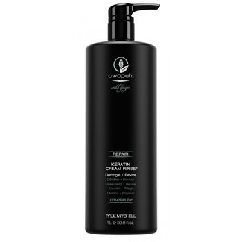 Paul Mitchell Awapuhi Wild Ginger Keratin Cream Rinse 1000ml - Conditioner