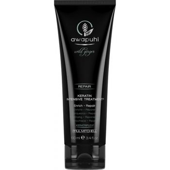 Paul Mitchell Awapuhi Wild Ginger Keratin Intensive Treatment 100ml