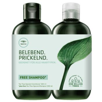Paul Mitchell Tea Tree Special Conditioner 300 ml + free Shampoo 300 ml