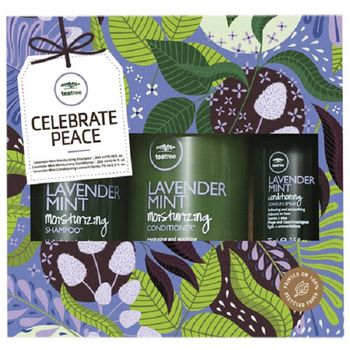 Paul Mitchell Lavender Mint Celebrate Peace - Geschenkset