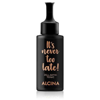 Alcina It's never too late! Zell-Aktiv-Tonic 50ml