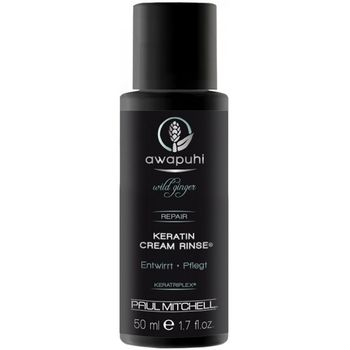 Paul Mitchell Awapuhi Wild Ginger Keratin Cream Rinse 50ml - Conditioner