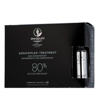 Paul Mitchell Awapuhi Wild Ginger KeraTriplex Treatment 10ml x 10 Ampullen