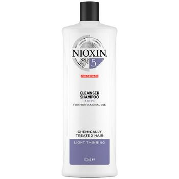 Wella Nioxin System 5 Cleanser Shampoo Step 1 1000ml - Neu
