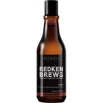 Redken Brews Men Work Hard Geschenkset – Bild 2