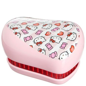 Tangle Teezer Compact Styler Hello Kitty Candy Stripes - Haarbürste