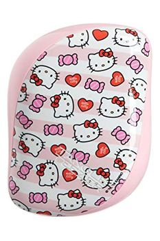 Tangle Teezer Compact Styler Hello Kitty Candy Stripes - Haarbürste  – Bild 3