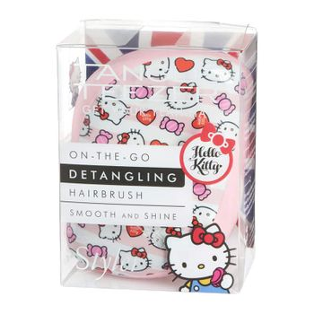 Tangle Teezer Compact Styler Hello Kitty Candy Stripes - Haarbürste  – Bild 2