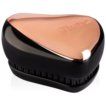 Tangle Teezer Compact Styler Rose Gold (schwarz) - Haarbürste  – Bild 1