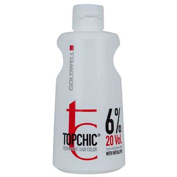 Goldwell Topchic Cream Developer Lotion 6% 1000ml