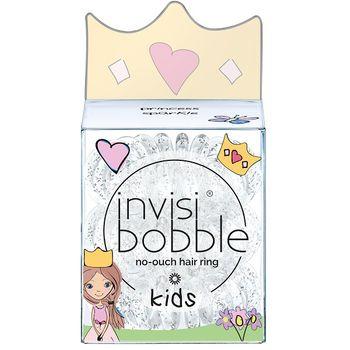 Invisibobble KIDS Princess Sparkle - Haargummis 3 Stück